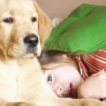 Животные помогают детям с аутизмом