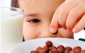 Детские сухие завтраки признали слишком сладкими