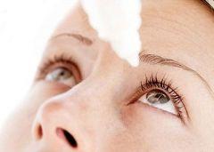 Дети могут отравиться каплями для глаз