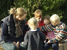 Большое количество детей в семье, независимо от достатка, требует от родителей подвигов