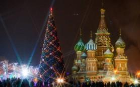 Около 5,5 тыс детей приедут на новогоднюю елку в Кремле