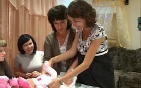 В Смоленске открылся благотворительный центр «Колыбелька» для будущих мам