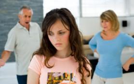 Родители лезут в личную жизнь подростков