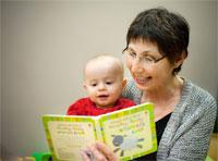 Депрессия матери влияет на развитие речевых навыков у детей