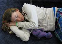 Недостаток сна связан со спортивным травматизмом у подростков