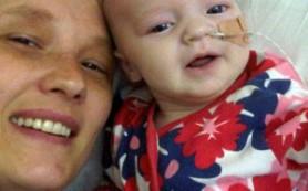 Неунывающая малышка победила семь опухолей