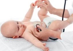 Лечим гемангиому у малыша