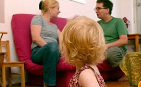 Дети страдают от развода родителей даже в зрелом возрасте