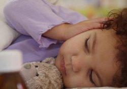 Купирование болевого синдрома у детей при остром среднем отите