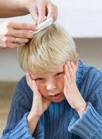Новый подход в лечении головных вшей