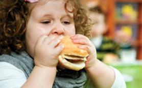 Установлена истинная причина детского ожирения