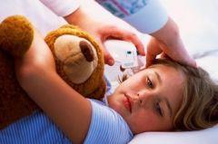 Больным детям важно пить много жидкости