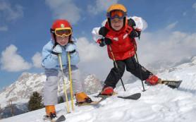 Горные лыжи для детей, ехать ли на курорт?