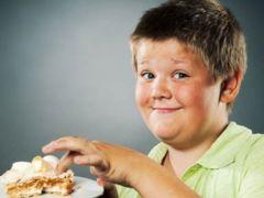 Треть маленьких британцев страдают ожирением