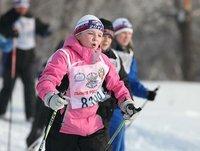 Как научить ребенка кататься на лыжах?