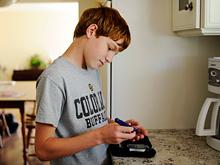 Правильный образ жизни подарит ребенку-диабетику нормальное детство