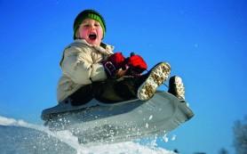 Зимние советы безопасности для детей