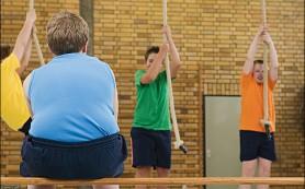 Бедные дети чаще страдают ожирением