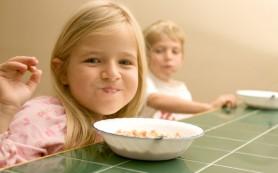 Интеллект ребенка зависит от завтрака