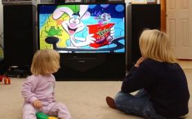 Дети и телевизор: ограничение просмотр телевизора ребенком