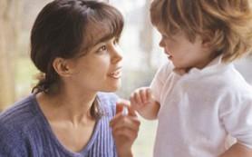 3-летние дети — хорошие помощники, утверждают педиатры