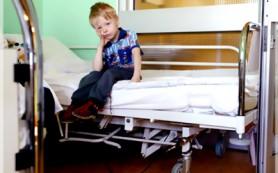 Средства на лечение тяжелобольных детей обещает выделить государство