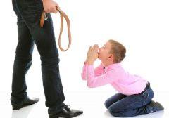 Физическое наказание ребенка – путь к психическим расстройствам