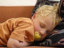 Проблемы с поведением у ребенка вызваны недосыпом