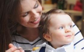 Матери перекармливают своих детей
