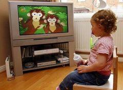 Британские ученые: телевизор не так уж вреден для детей