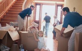 Постоянные переезды вредны для маленьких детей из малоимущих семей