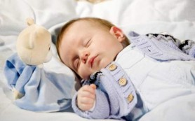 Апноэ во сне у детей связано с поведенческими проблемами