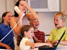 Исследование: дети в среднем задают матери 288 вопросов ежедневно