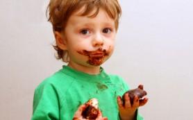 Какой шоколад самый полезный для ребенка?