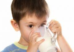 Молоко полезно любить смолоду