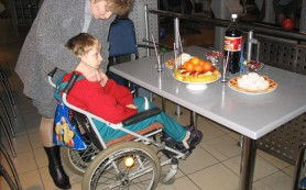 В Украине нарушают права детей-инвалидов