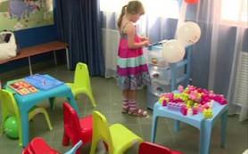 В Смоленской детской областной больнице появились игровые комнаты
