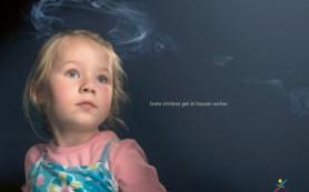 Пассивное курение наносит больший вред девочкам