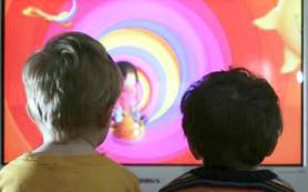 Телевизор пагубно влияет на здоровье ребенка