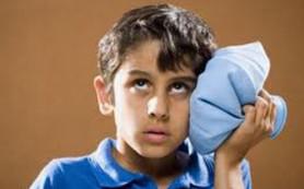 Бывают ли «легкими» травмы головы у детей?