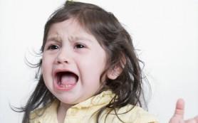Детская истерика: кто виноват и что делать