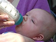 Бутылочки для детской смеси, возможно, окажутся вне закона