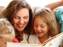 Обычная сказка может быть формой детской психотерапии