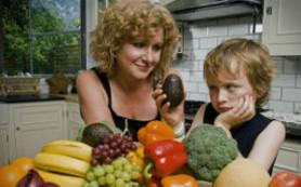 Рацион питания в три года определяет сердечное здоровье в будущем