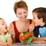 Как осторожно обсудить с ребенком его пищевые привычки