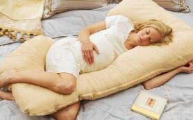 Советы по выбору подушки для беременных