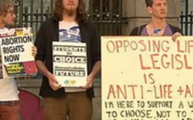 В Ирландии частично легализовали аборты