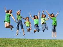 Активный рост ребенка может вызвать появление болей в спине