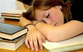 Длительный сон оберегает подростков от диабета