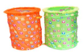 Тканевые корзины являются скрытой угрозой для здоровья детей